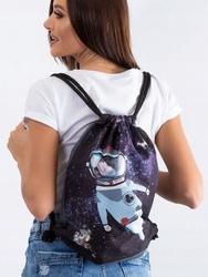 Plecak miejski worek kosmos 039 - multi