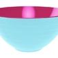 Salaterka 28 cm błękitna Zak Designs