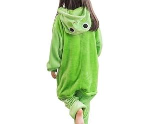 Kombinezon onesie piżama dla dzieci żaba