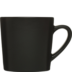 Czarny kubek do kawy z uchem Aroma Sagaform SF-5016139