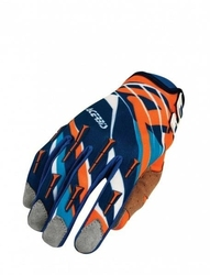 Acerbis rękawiczki mx-2 niebieski