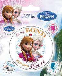 Frozen Gorączka Lodu - naklejka