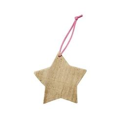 Gwiazda drewniana mała bloomingville