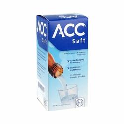 Acc Saft 20 mgml Lösung zum Einnehmen