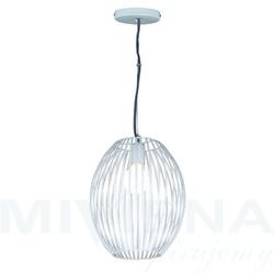 Ines lampa wisząca 1 biały