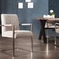 INTERIOR SPACE :: Krzesło z podłokietnikami Sigaro - szare