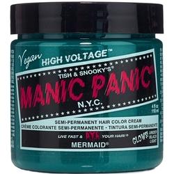 Farba manic panic- high voltage hair color mermaid
