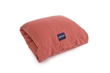 Poofi poduszka do karmienia na rękę - kolor bordowy