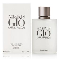 Giorgio armani acqua di gio perfumy męskie - woda toaletowa 100ml - 100ml