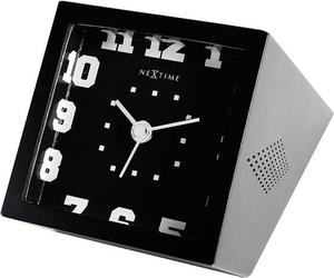 Zegar stojący i budzik be square