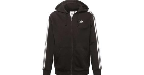 Adidas 3-stripes hoodie dv1551 xl czarny