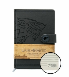 Game of Thrones Stark - notes