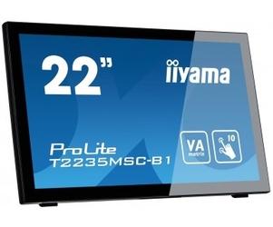 Monitor led iiyama t2235msc-b1 22 dotykowy - szybka dostawa lub możliwość odbioru w 39 miastach