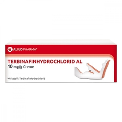 Terbinafin hydrochlor.al 10mgg creme