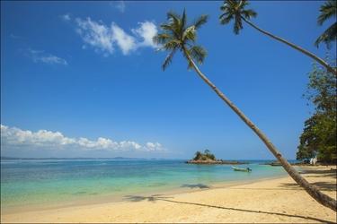 Gorąca wyspa - plakat wymiar do wyboru: 70x50 cm