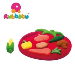 Sorter puzzle 3d rubbabu - warzywa