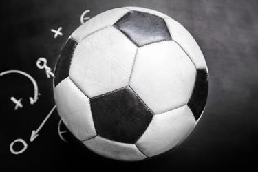 Fototapeta piłka nożna 1112s