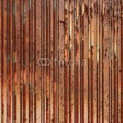 Naklejka samoprzylepna zardzewiały metal tło