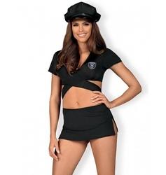 Obsessive police uniform lxl