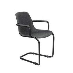 Zuiver :: krzesło do jadalni thirsty grafitowe