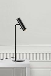 Design for the people :: lampa biurkowa mib czarna wys. 66 cm