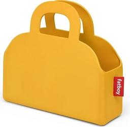 Torba sjopper-kees żółta