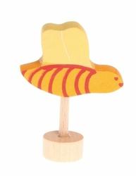 Drewniana figurka, Pszczółka, Grimms