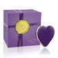 Sexshop - masażer serce dla pań - rianne s heart vibe fioletowy - online