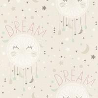 Tapeta łapacz snów dream bambino 248777