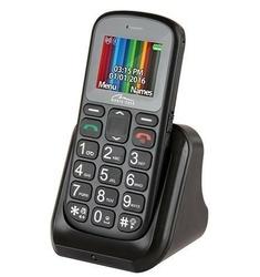 Media-Tech GRANDPHONE TELEFON GSM NA DWIE KARTY SIM DLA SENIORÓW
