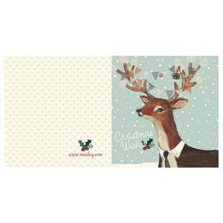 Kartka świąteczna deer maileg