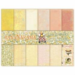 Zestaw papierów BANANARAMA 30,5x30,5 cm