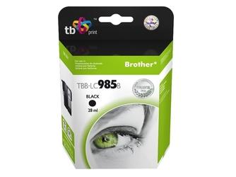 Tb print tusz do brother lc 985 tbb-lc985b bk