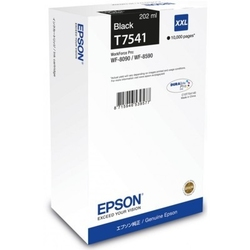 Tusz oryginalny epson t7541 c13t754140 czarny - darmowa dostawa w 24h
