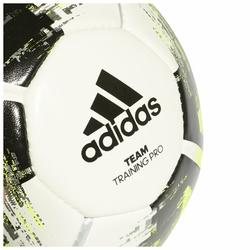 adidas Piłka Nożna TEAM TrainingPr FAN97 CZ2233 - Biały || Żółty || Czarny