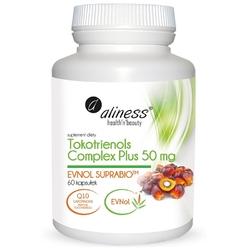 TOKOTRIENOLS Complex PLUS 50 mg EVNOL SUPRABIO, tokotrienole x 60 kapsułek