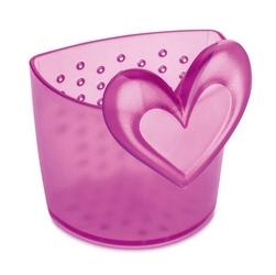 Zaparzacz do herbaty SUSI Koziol różowy przezroczysty