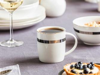 Kubek do kawy  do herbaty porcelana altom design bella chic 300 ml