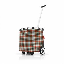 wózek carrycruiser glencheck red - glencheck red