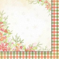 Papier Wesołych Świąt 30,5x30,5 cm - 02 - 02