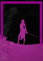 League of legends - fiora - plakat wymiar do wyboru: 40x60 cm
