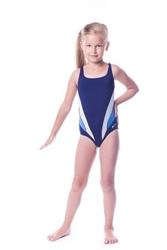 Kostium kąpielowy dziewczęcy shepa 045 b2d74