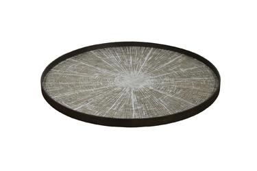 Ethnicraft :: taca dekoracyjna white slice rozm. xl