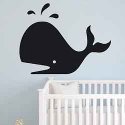 Wieloryb 137 naklejka tablicowa