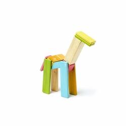 Drewniane Klocki magnetyczne CLASSICS zestaw 14 el. Tint, TEGU