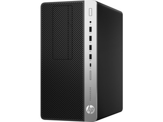 HP Desktop ProDesk 600MT G3 i5-7500  500GB  8GB  DVD  Win10P  1JZ86AW
