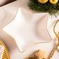 Patera  naczynie  półmisek porcelanowy altom design gwiazdka