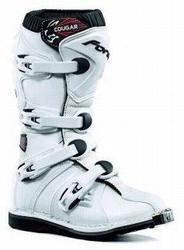 Buty forma cougar dziecięce enduro białe