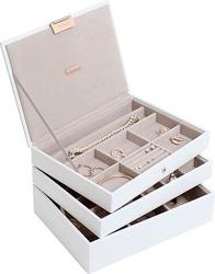 Szkatułka na biżuterię   stackers potrójna classic edycja rose gold