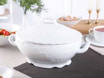 Waza do zupy porcelana ćmielów rococo 001